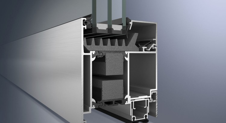 Qu es la rotura de puente t rmico y para qu sirve aluminios lvarez - Aluminio con rotura de puente termico ...